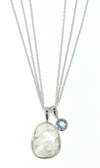Rainbow Moonstone Chain model N5-003-0008