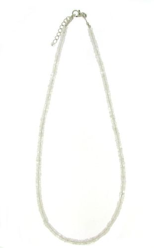 Rainbow Moonstone Chain model N4-001-0006