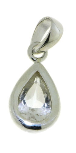 Rock Crystal Pendant model P9-104