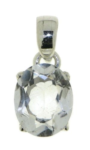 Rock Crystal Pendant model P9-111