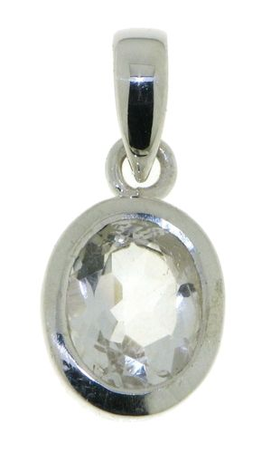 Rock Crystal Pendant model P9-130