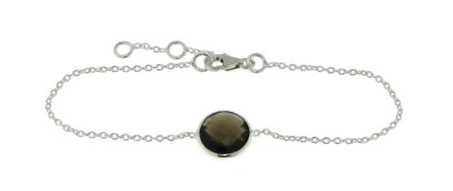 Smoky Quartz Bracelet model B3-139