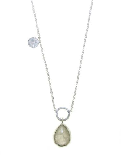 Rainbow Moonstone Chain model N5-004-RM