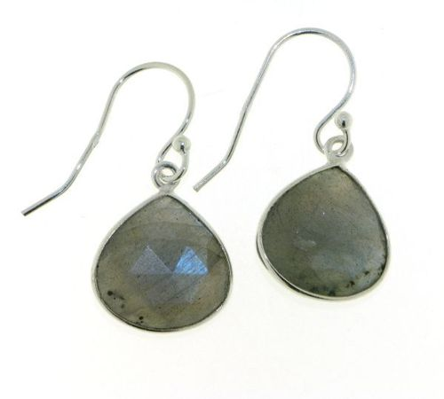 Labradorite Hanging Earring model E5-023