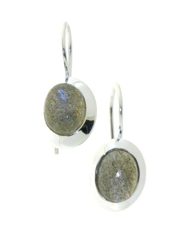 Labradorite Hanging earring model E6-020