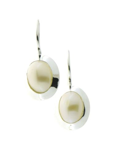 Pearl Hanging earring model E6-020