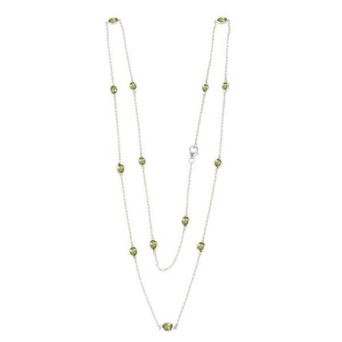 Peridot Necklace model N7-010