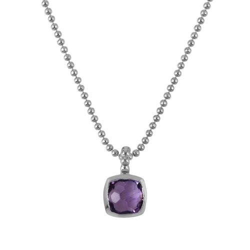 Amethyst Necklace model P7-010